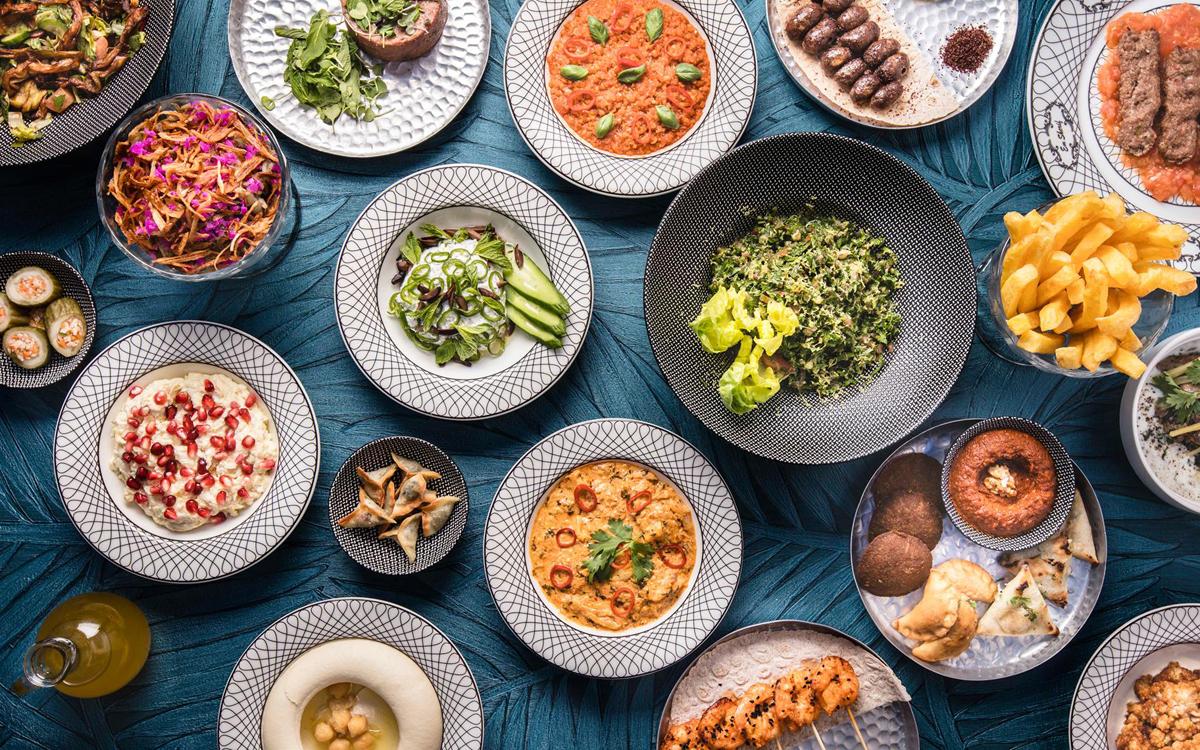 Beirut Restaurant Delivery